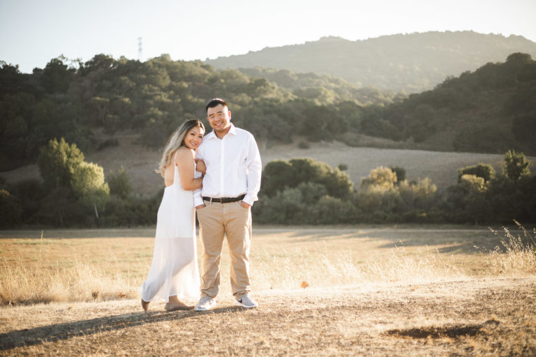 Melissa & Michael Engagement at Rancho San Antonio