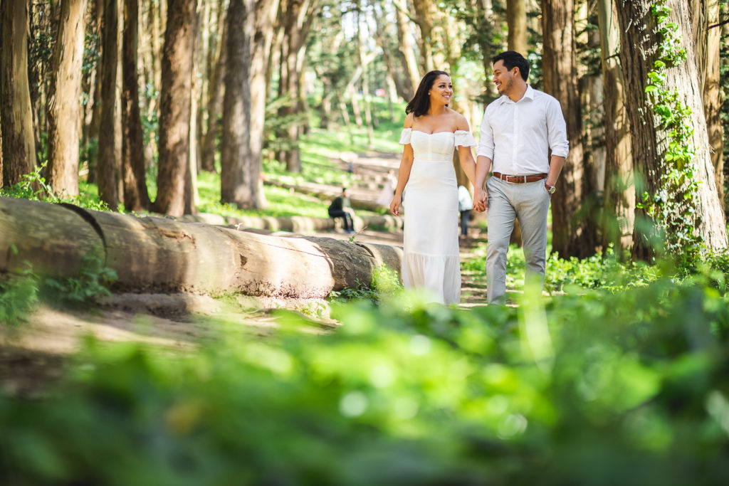 engagement session lovers lane