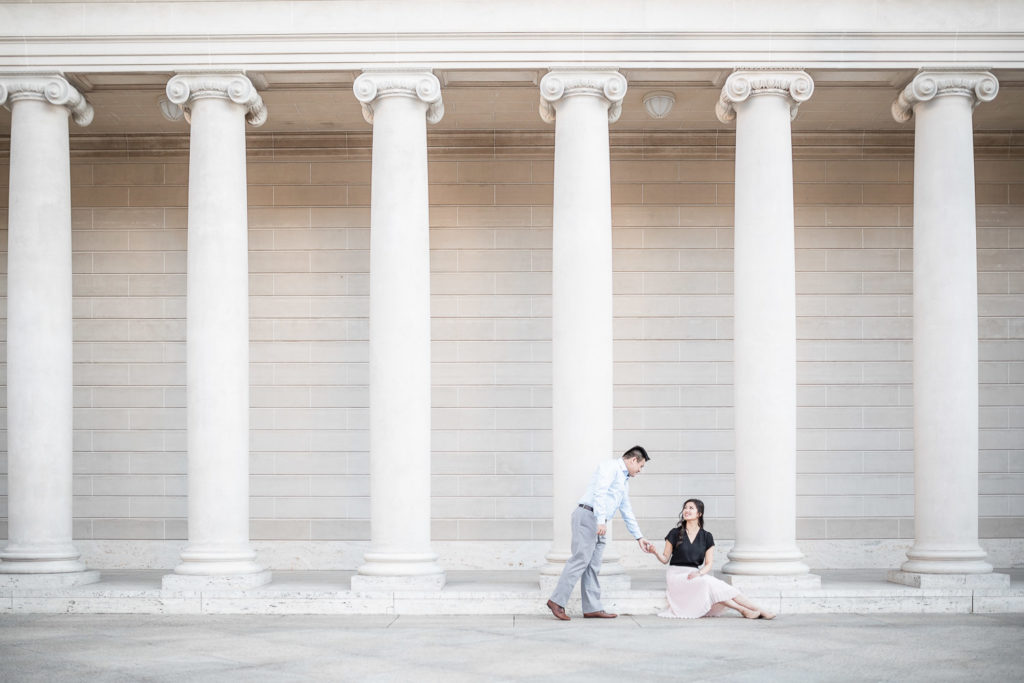 legion of honor engagement