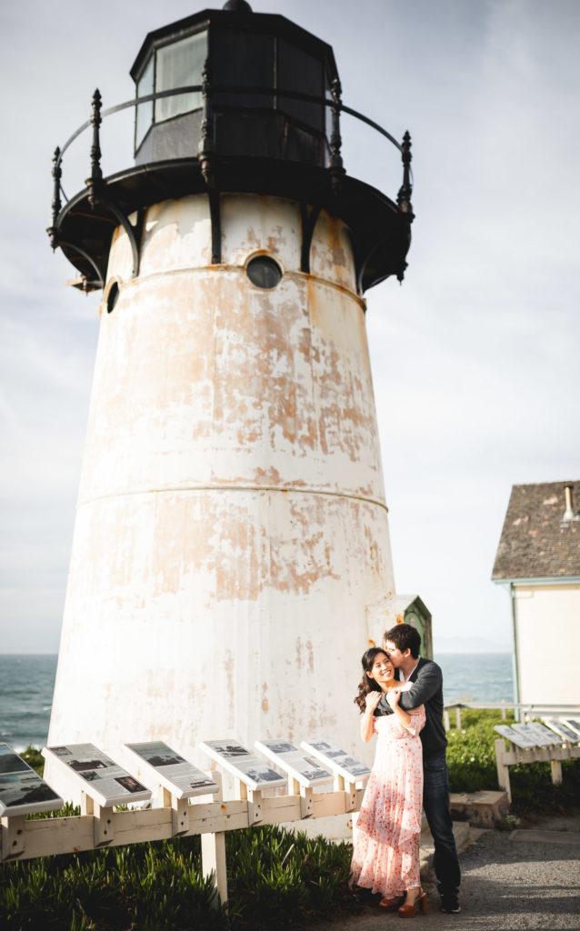 point montara lighthouse engagement