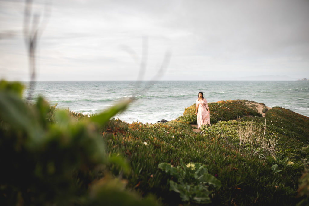 pacifica engagement shoot