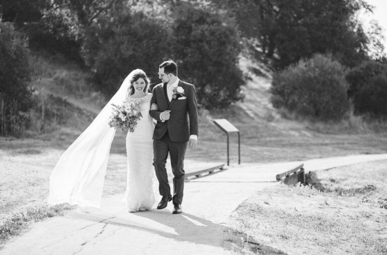 Ian & Kellianne's Romantic Wedding in San Jose