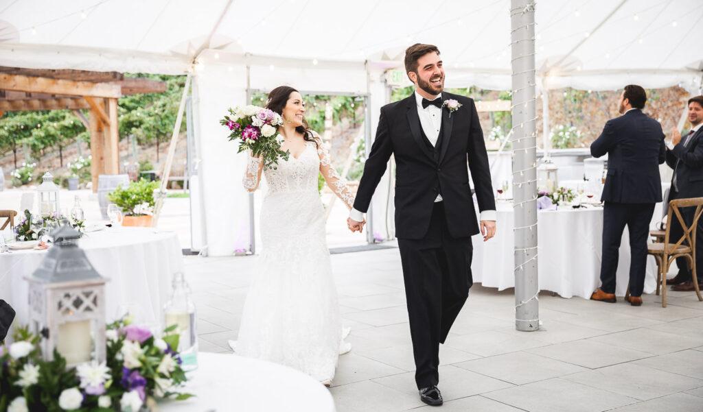 nella terra wedding canopy