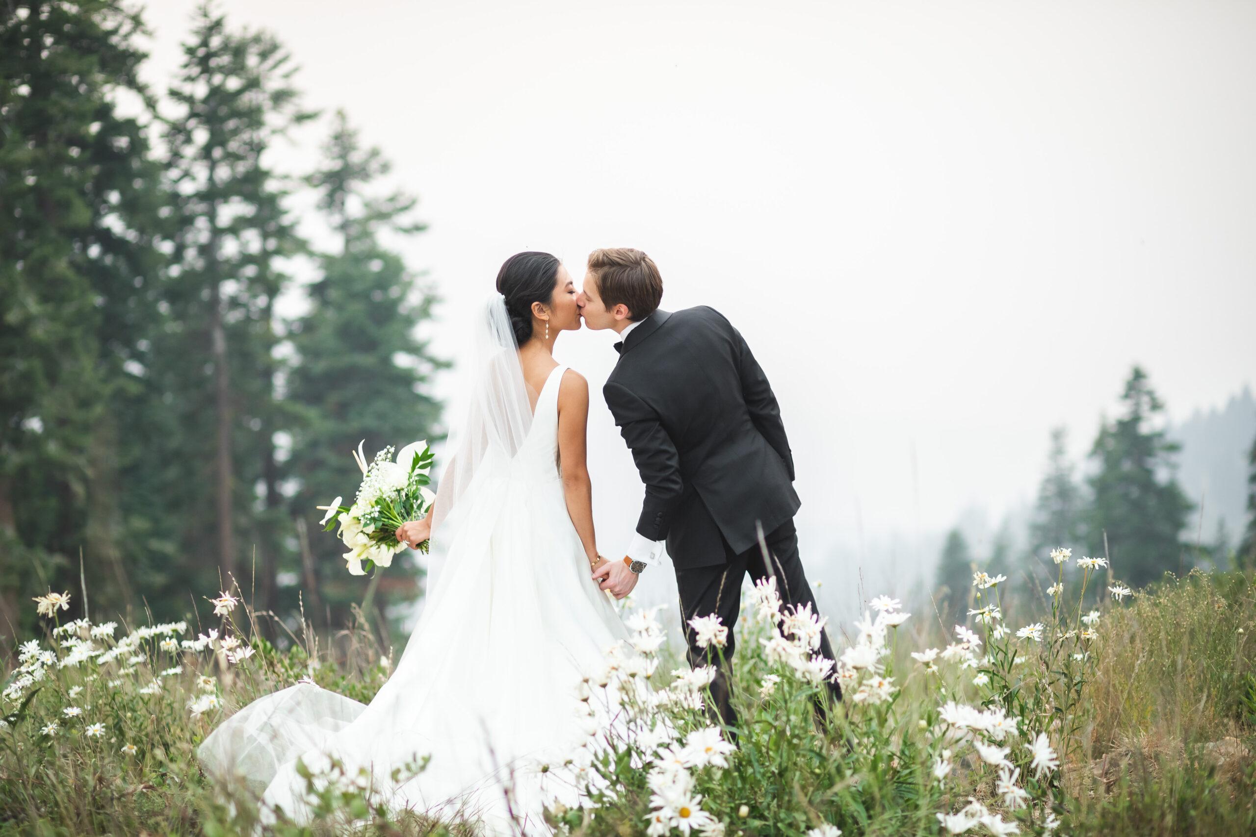 Erik & Sherrie's Wedding at Zephyr Lodge, Northstar at Lake Tahoe